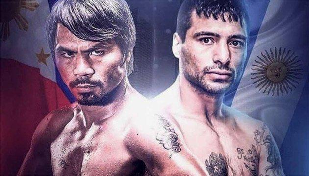 Бокс: Пакьяо і Матіссе битимуться за титул регулярного чемпіона WBA