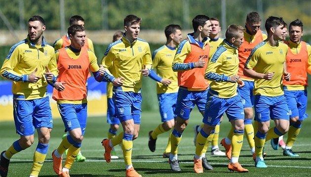 Збірна України з футболу зіграє з Марокко у Швейцарії