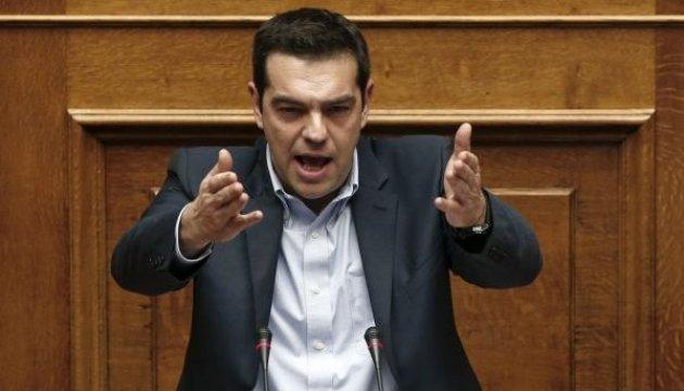 Прем'єр Греції заявив, що турецькі винищувачі переслідували його гелікоптер