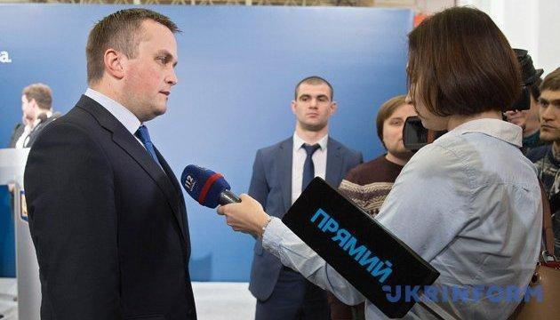 Холодницкий отказался комментировать твит посольства США о репутации прокурора