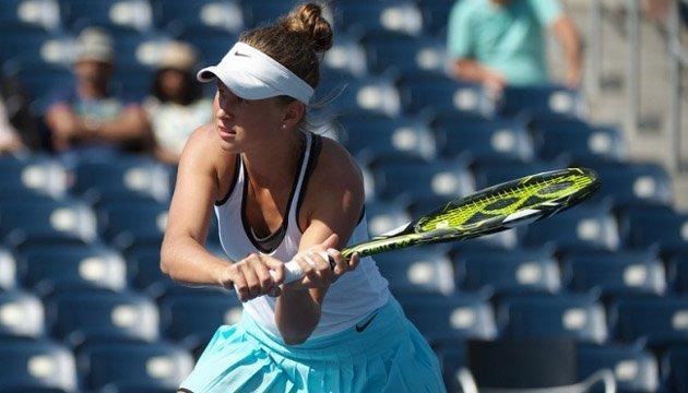 Білокінь вийшла до чвертьфіналу турніру ITF Juniors у США