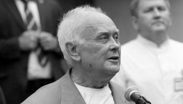 Помер колишній кремлівський політв'язень Юрій Солошенко