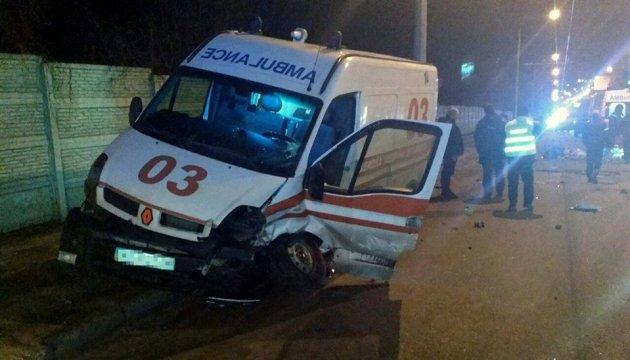 Zwei Tote bei Unfall mit Rettungswagen in Charkiw
