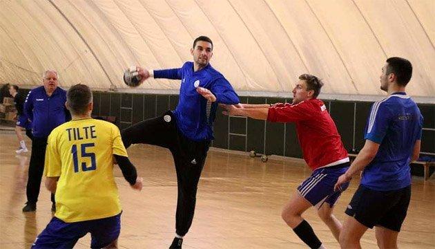 Тренер збірної України з гандболу розраховує на Жукова у центрі