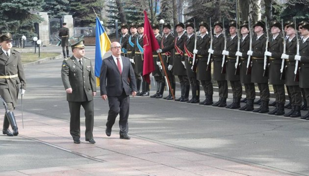 Portugal, Ukraine to implement joint logistics, medical support, coast guard projects