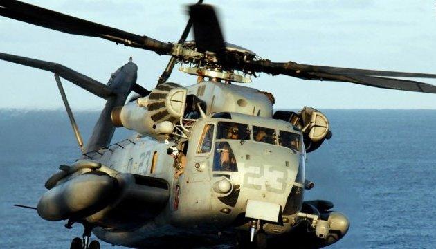 У Каліфорнії розбився військовий вертоліт, екіпаж загинув