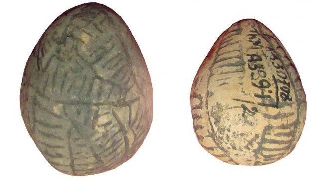 Археологи не можуть розгадати символіку давньоруських писанок-календарів з Тернопільщини