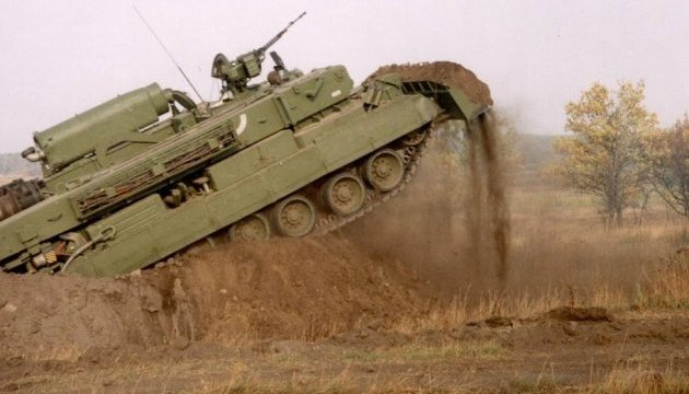 Ukraine begins mass production of Atlet armored vehicles