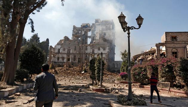Вследствие авиаударов по йеменской Худейди погибло минимум 10 мирных жителей