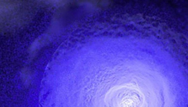 В космосі виявили гігантський ураган, старіший за Сонце
