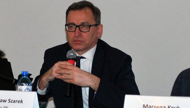 Польша считает тему захоронений в Грушовичах исчерпанной - глава ИНП