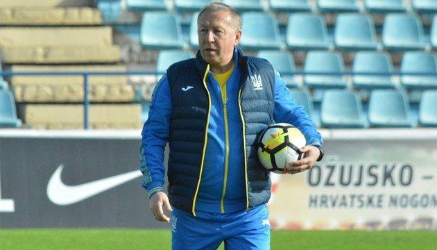 Наставник українських футболісток: Маємо достатньо інформації про збірну Хорватії