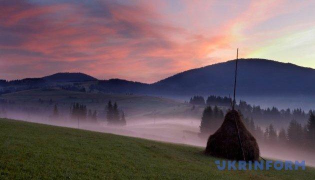 Украинские природа и кухня получили новые туристические проморолики