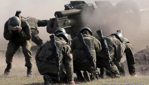 """ООС: """"найгарячіше"""" сьогодні - під Новотошківським й Кримським"""