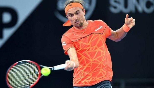 Теніс: Долгополов повернеться на корт на турнірі у Марракеші