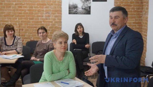 На Житомирщині вчилися мотивувати платників податків