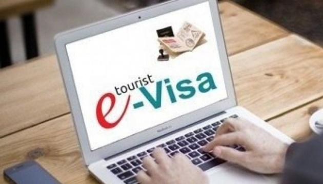 Першу українську е-візу отримав громадянин Таїланду