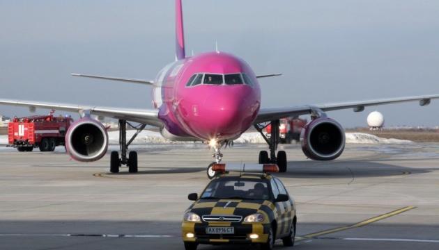 Wizz Air bietet neue Flugverbindungen von der Ukraine an