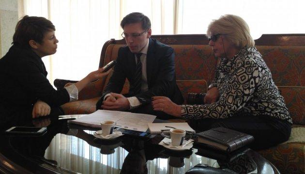 Україна націлена на конструктивну роботу з Молдовою щодо екології Дністра