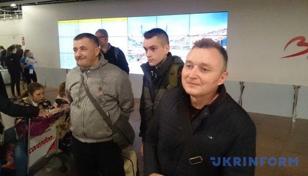 Бельгія вперше прийняла на реабілітацію українських військових