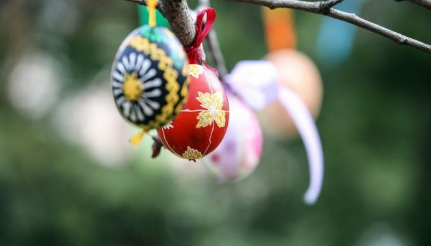 """В Одесі на деревах """"розцвіли"""" писанки"""