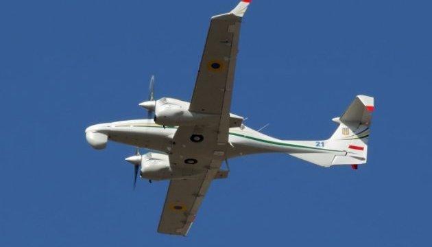 На Великдень адмінмежу з Кримом пильнуватимуть літаки