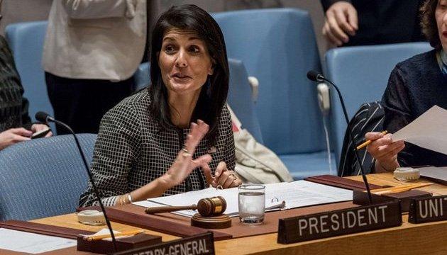 Радбез ООН збирається на засідання через бомбардування Ідлібу