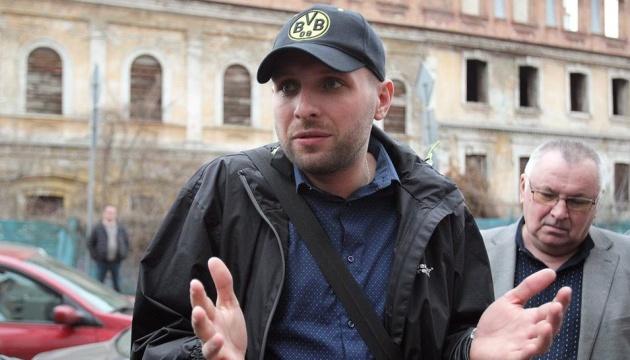 Парасюк програв апеляцію на відмову ЦВК його реєструвати
