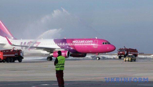 Wizz Air подвоїть частоту польотів за маршрутом Львів - Берлін