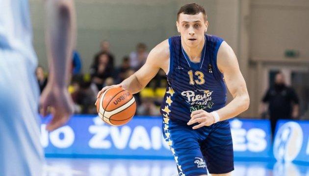 Український баскетболіст Бобров виграв Балтійську лігу з литовським клубом