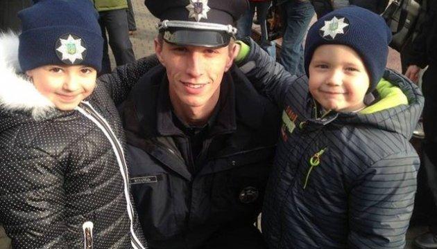 Almost 47% of Ukrainian children trust police
