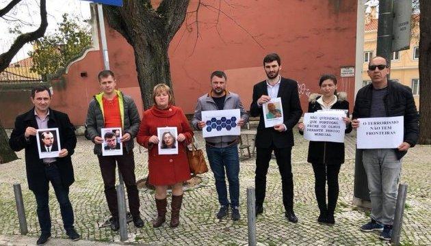 Українська діаспора вимагає вислати російських дипломатів з Португалії