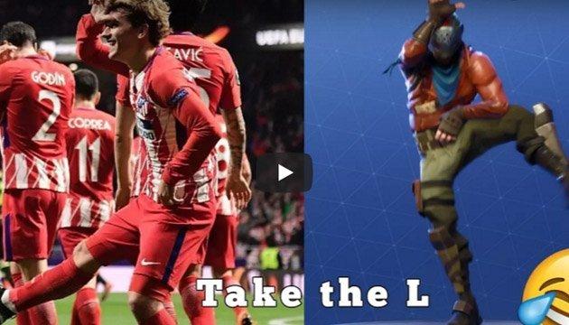 Футбол: гол у ворота