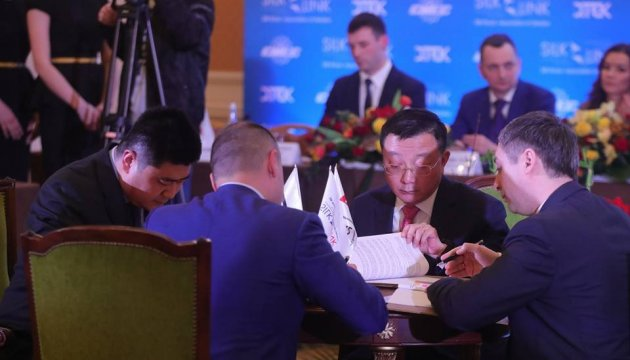 China Machinery Engineering Corporation invests €230 mln in construction of solar power plant in Ukraine