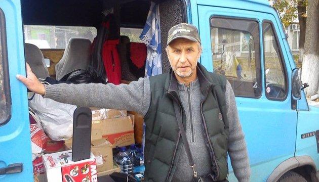 Décès d'un activiste bénévole célèbre à Odessa