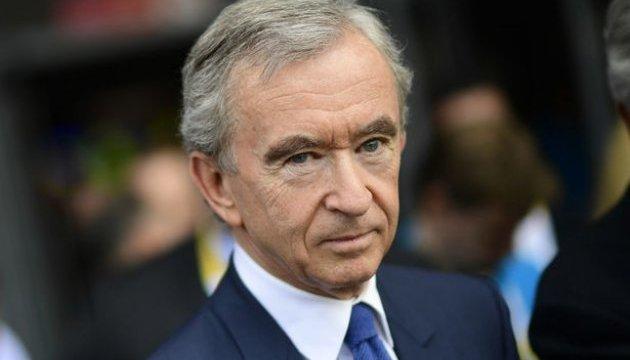 Bloomberg назвав найбагатшу людину Європи