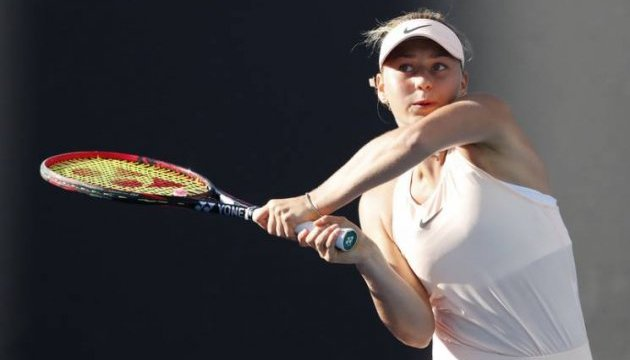 Теніс: Костюк і Ястремська зіграють у кваліфікації турніру WTA Premier у Штутгарті