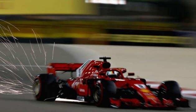 Формула-1: Феттель виграв кваліфікацію Гран-прі Бахрейну
