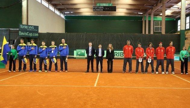 Кубок Девіса: українські тенісисти у вересні зіграють з Португалією на домашніх кортах