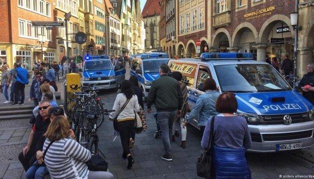 Фургон в натовп у Мюнстері направив німець з розладом психіки