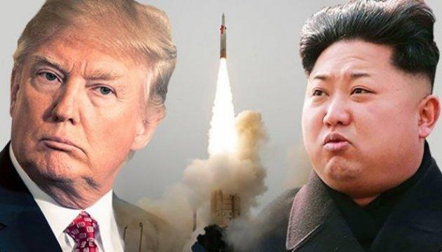 Трамп пообещал не встречаться с Ким Чен Ыном, если не увидит конструктива
