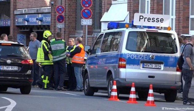 Наїзд у Мюнстері: поліція не вбачає ісламістського підґрунтя