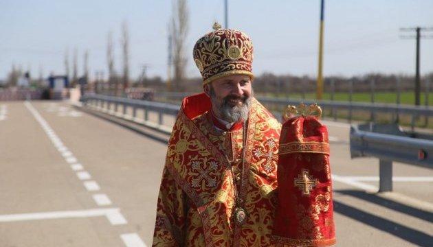 УПЦ КП является объединяющим фактором для верующих в Крыму - архиепископ Климент