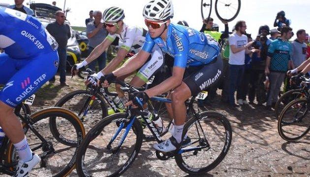 Бельгійський велогонщик помер після падіння на гонці Париж – Рубе