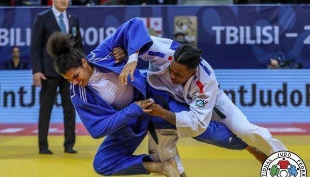 Judo: Anastasiya Turchyn gana plata en el Grand Prix en Turquía