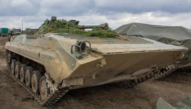 ukrainische armee bekommt gepanzerte fahrzeuge aus polen. Black Bedroom Furniture Sets. Home Design Ideas