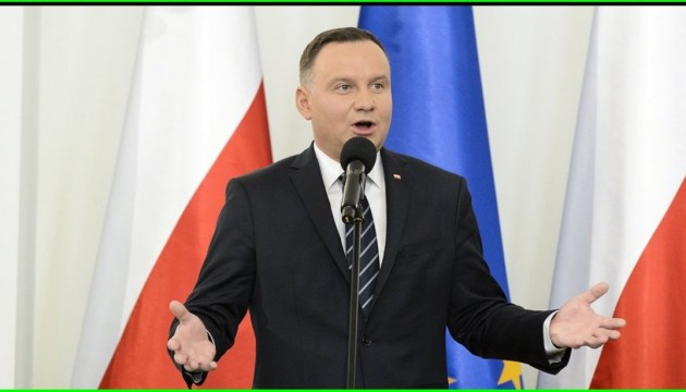 Duda explains to Steinmeier why Poland is against Nord Stream 2