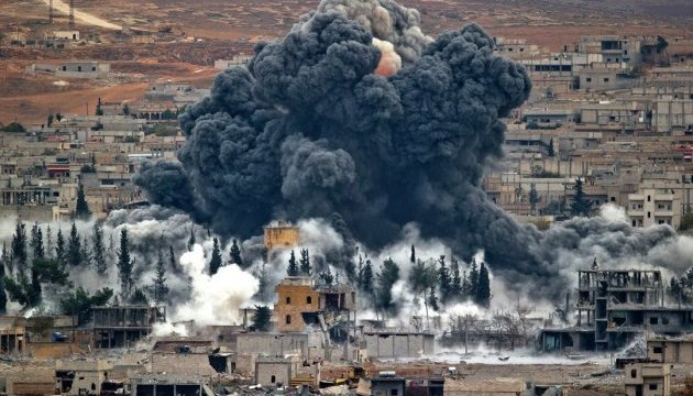 Россия ответственна за повторное использование химоружия в Сирии - МИД Австралии
