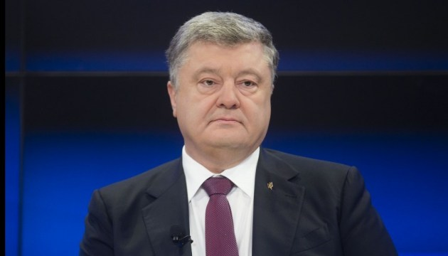 Poroshenko demands assistance to Ukrainians injured in road accident in Belarus
