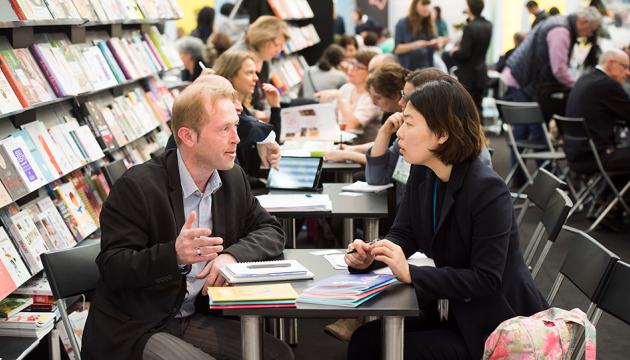 В Лондоні стартує 47-ий міжнародний книжковий ярмарок